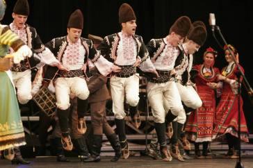 Ansambli na Bulgaria