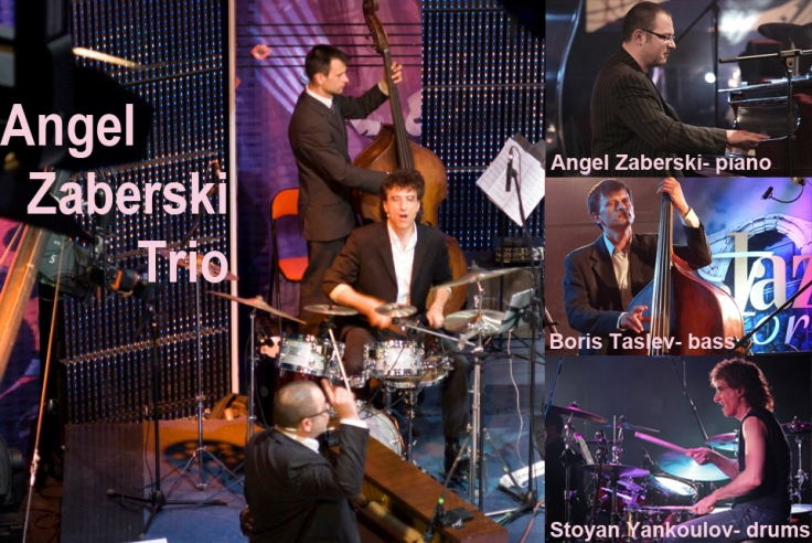 Angel Zaberski-trio
