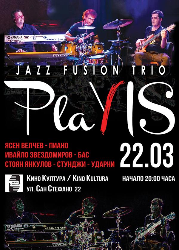PlaYIS-Plakat